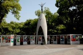 Gedenkplatz für die Kiner